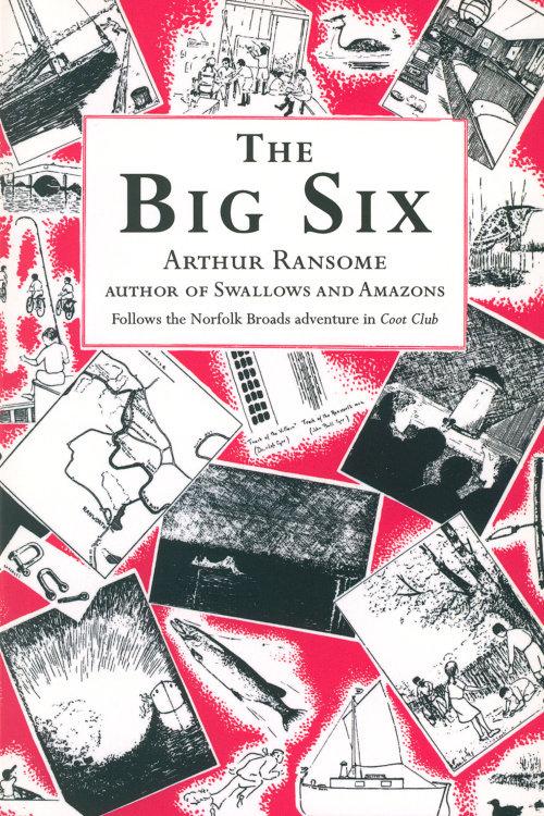 The Big Six (Red Fox) RF-BS