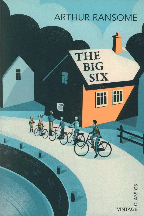 The Big Six (Vintage Children's Classics) V-BS