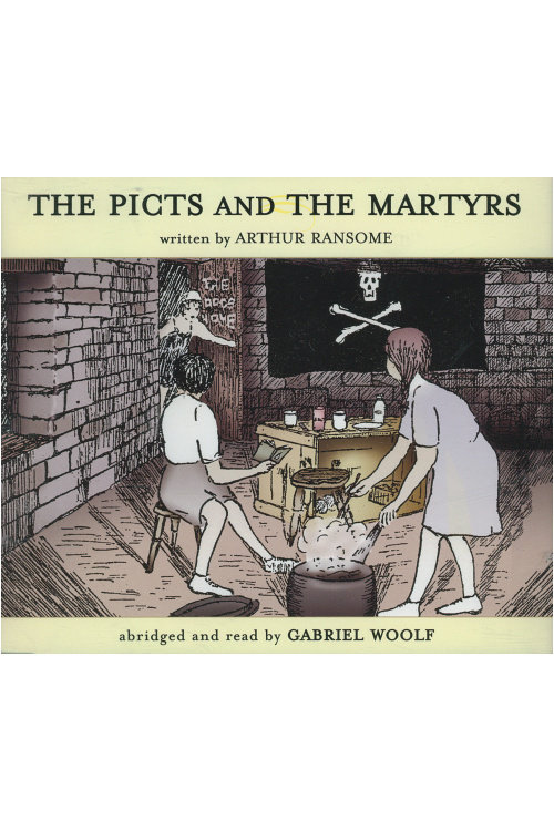 The Picts and the Martyrs (Audiobook) GW-PM