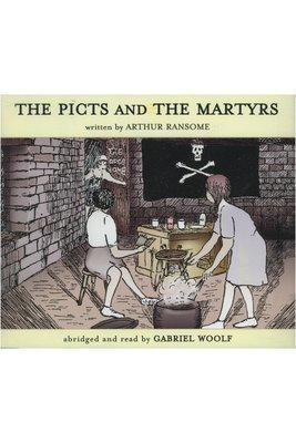 The Picts and the Martyrs (Audiobook)