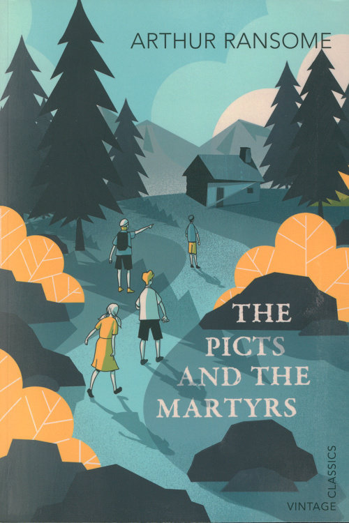 The Picts and the Martyrs (Vintage Children's Classics) V-PM