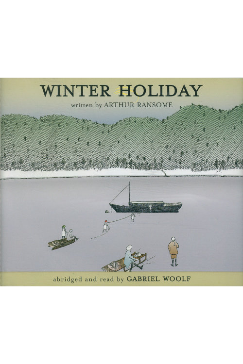 Winter Holiday (Audiobook) GW-WH
