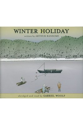 Winter Holiday (Audiobook)