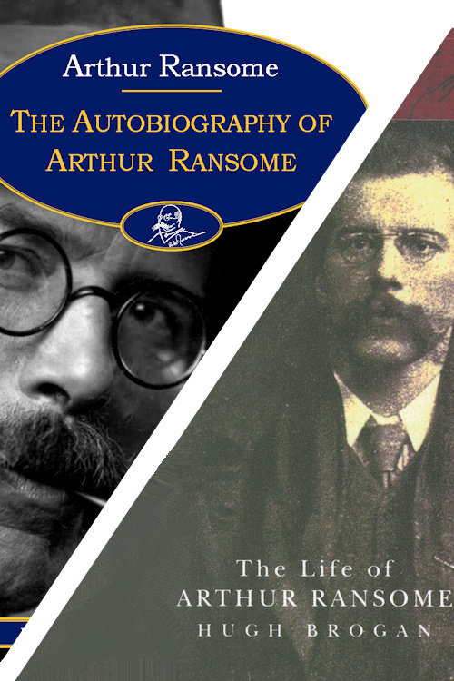 Double Life of Arthur Ransome ART-P-A-LOAR
