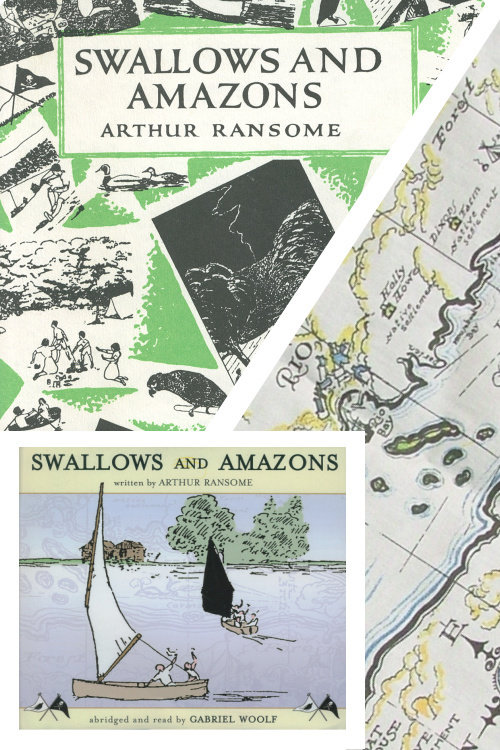 Swallows and Amazons Set SA-S3