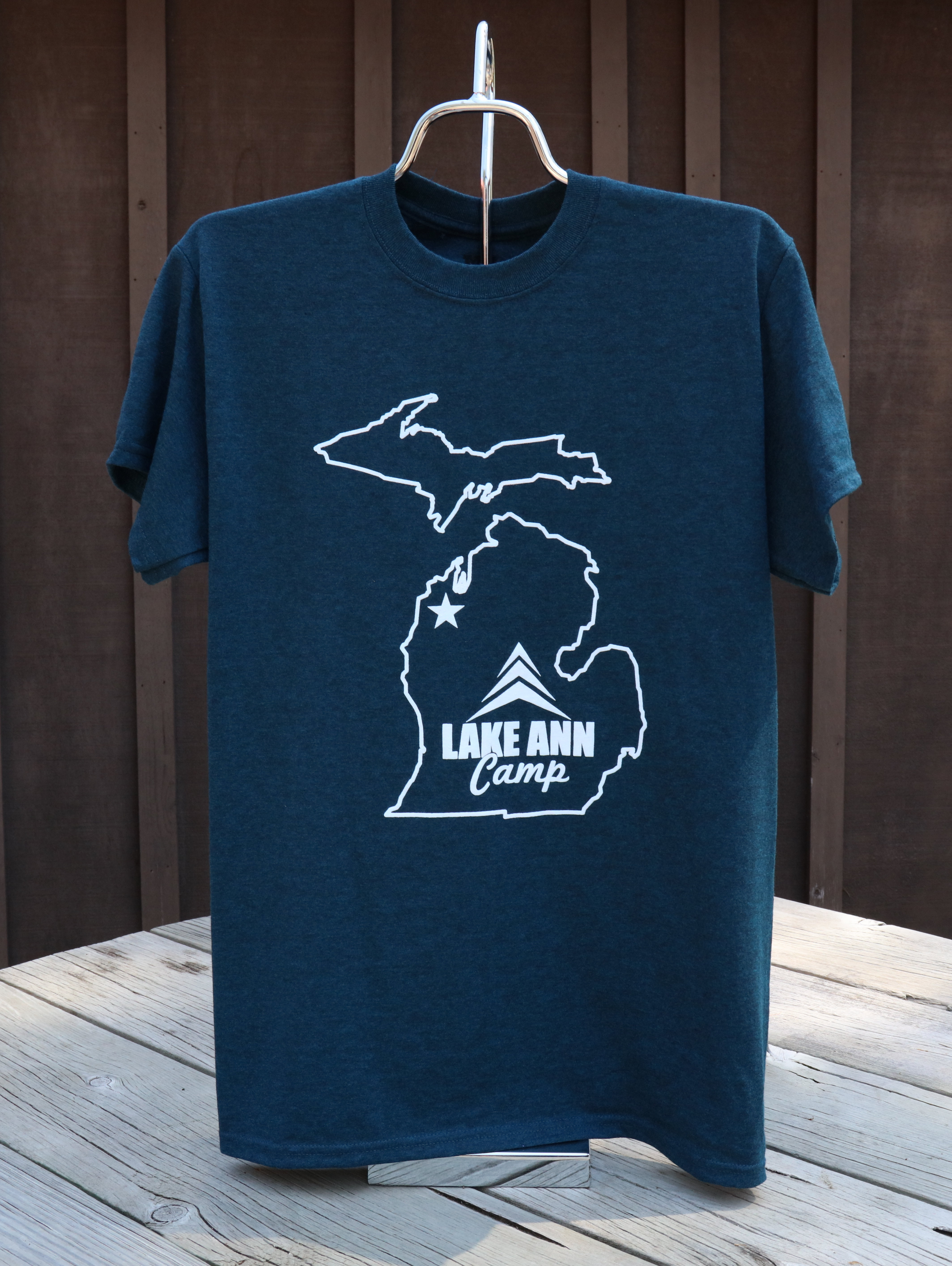 Michigan Tee 588
