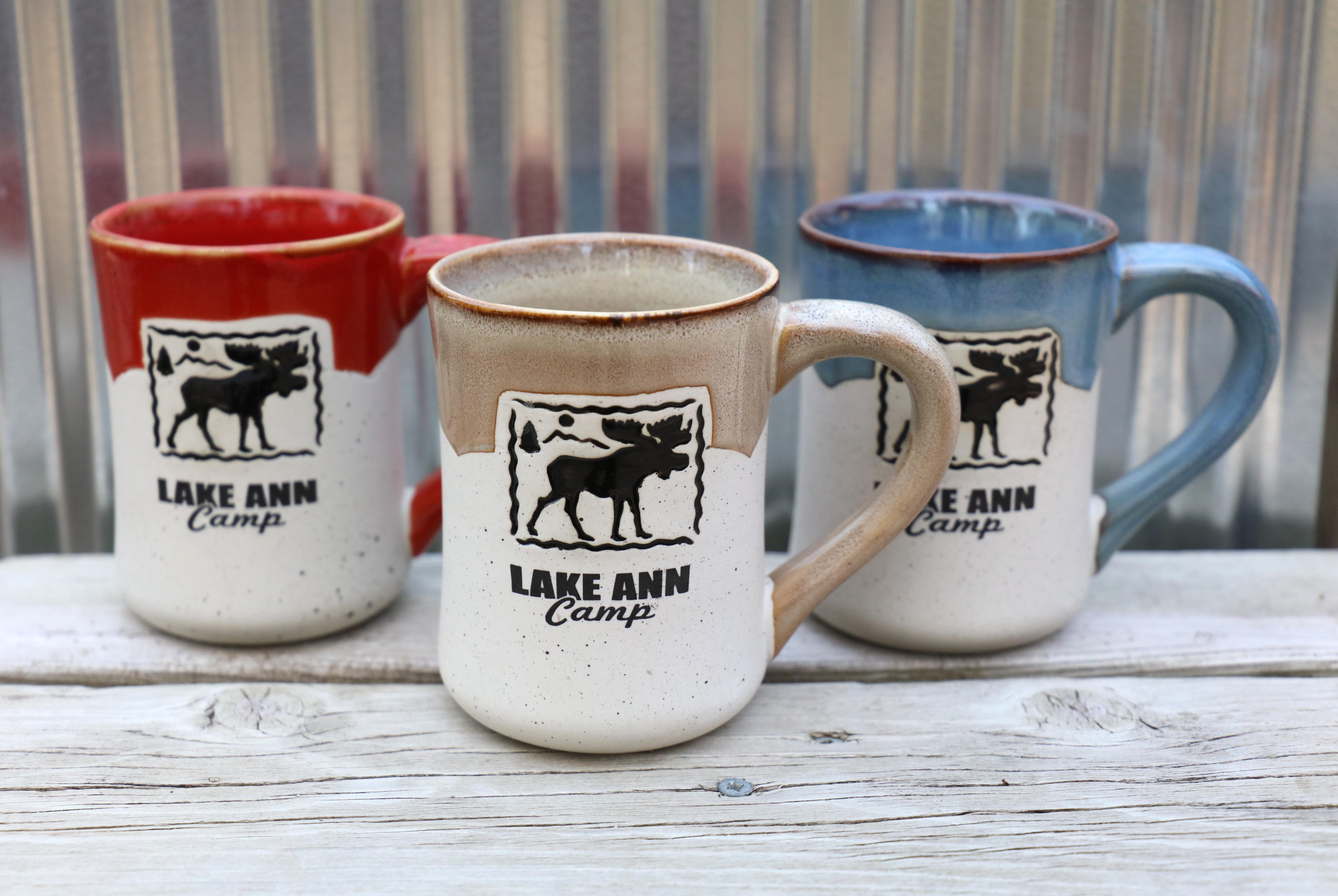 Moose Mug 586