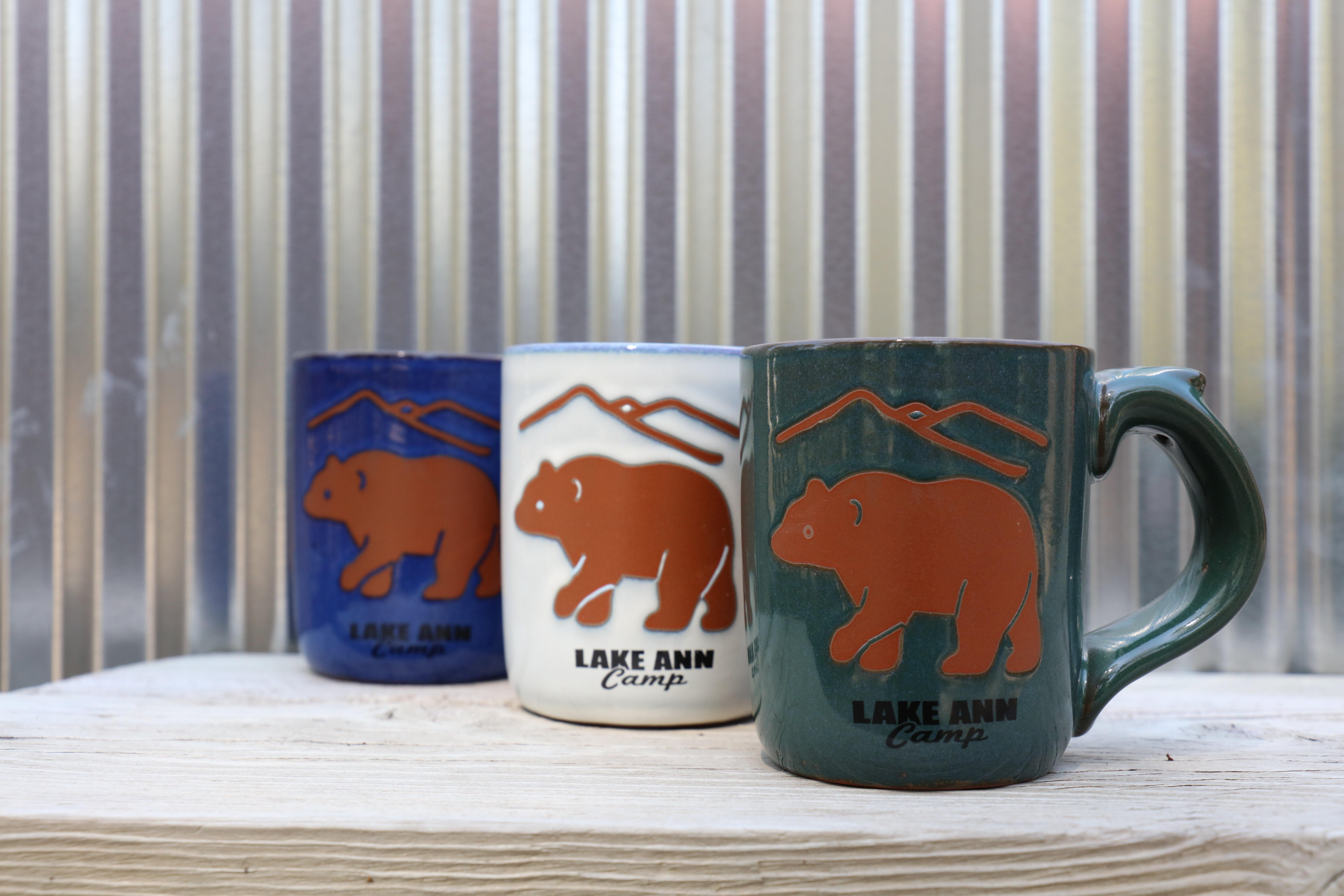 Bear Mug 585