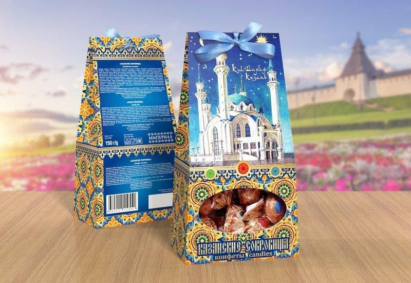 Конфеты «Казанские сокровища»