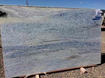 Quartzite - Iceberg Blue