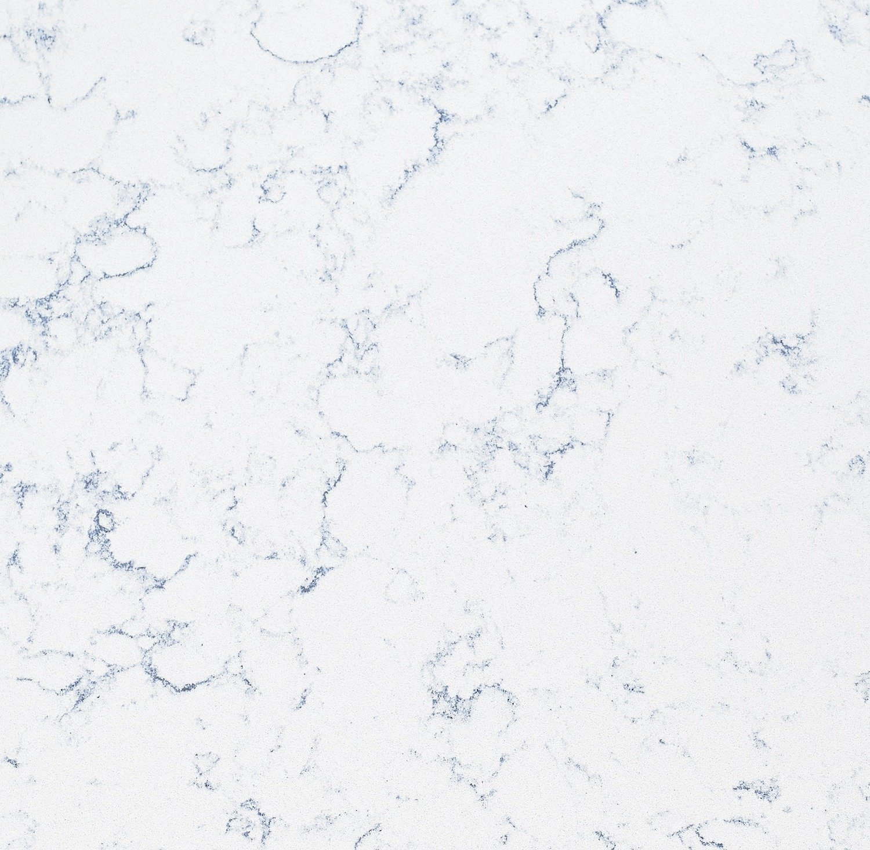 Corian Quartz - Blue Carrara