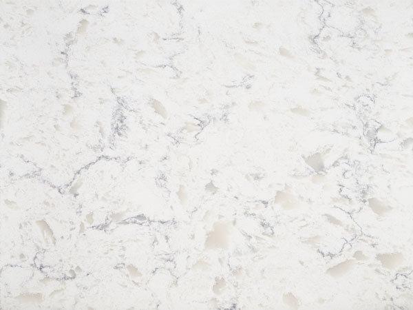 Corian Quartz - Snow Drift