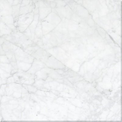 Marble - Bianco Carrara honed
