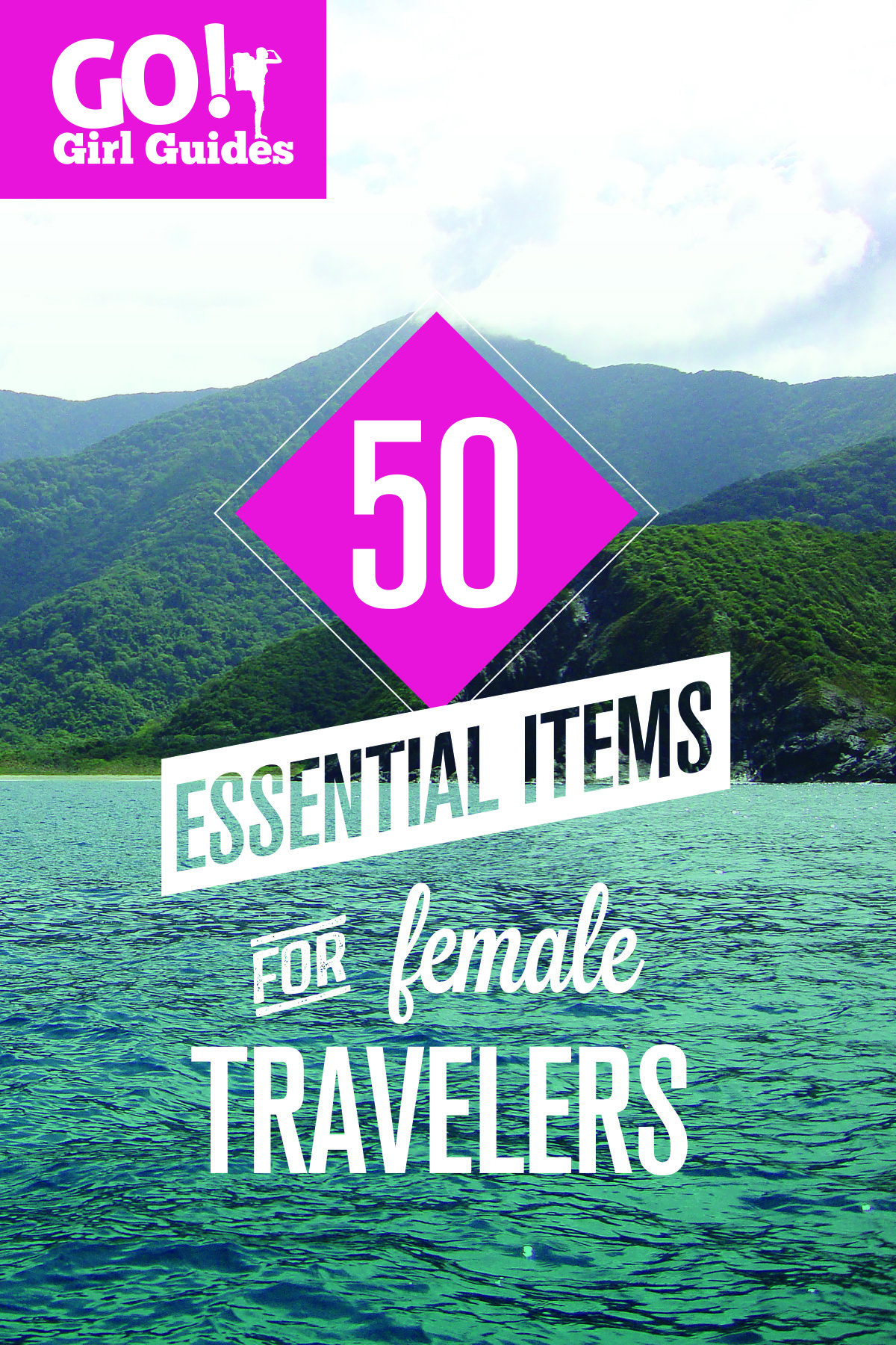 50 Essential Items for Female Travelers 00001