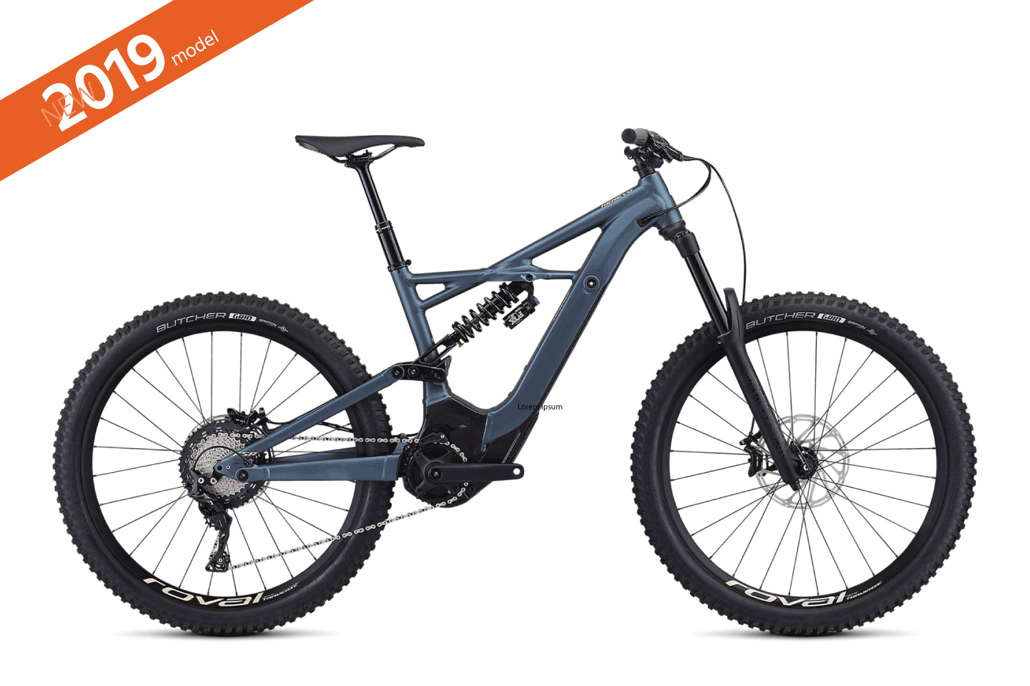 SPECIALIZED • Turbo Kenevo Comp