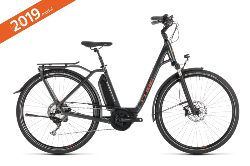 CUBE • TOWN SPORT HYBRID Exc 500 Easy Entry