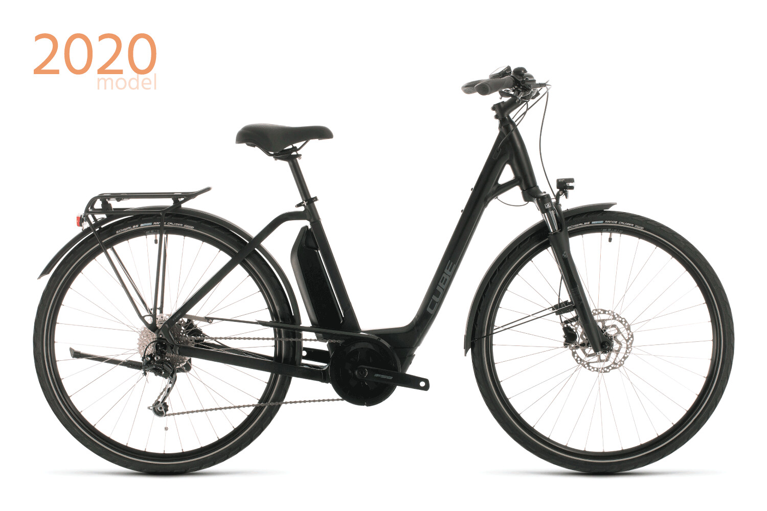 CUBE • Town Sport Hybrid ONE 400