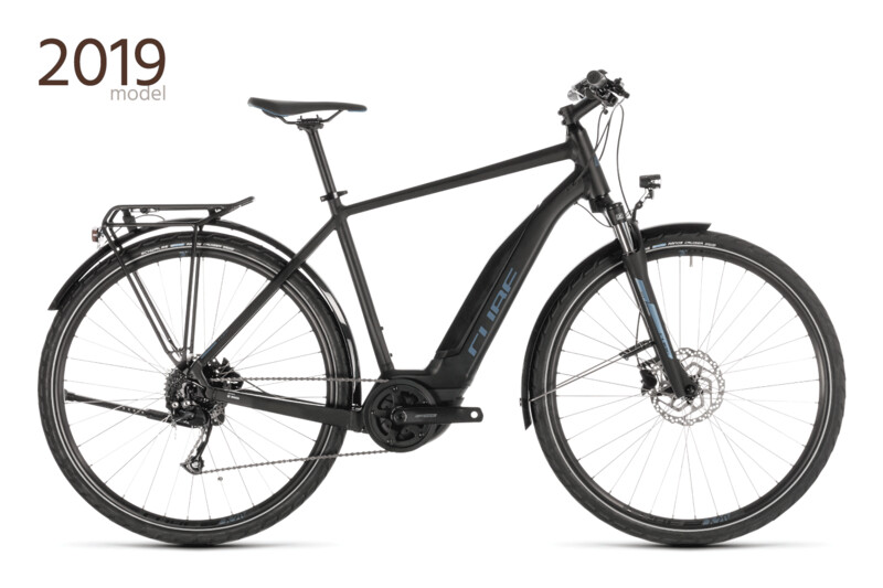 CUBE • TOURING HYBRID ONE 400 Diamond