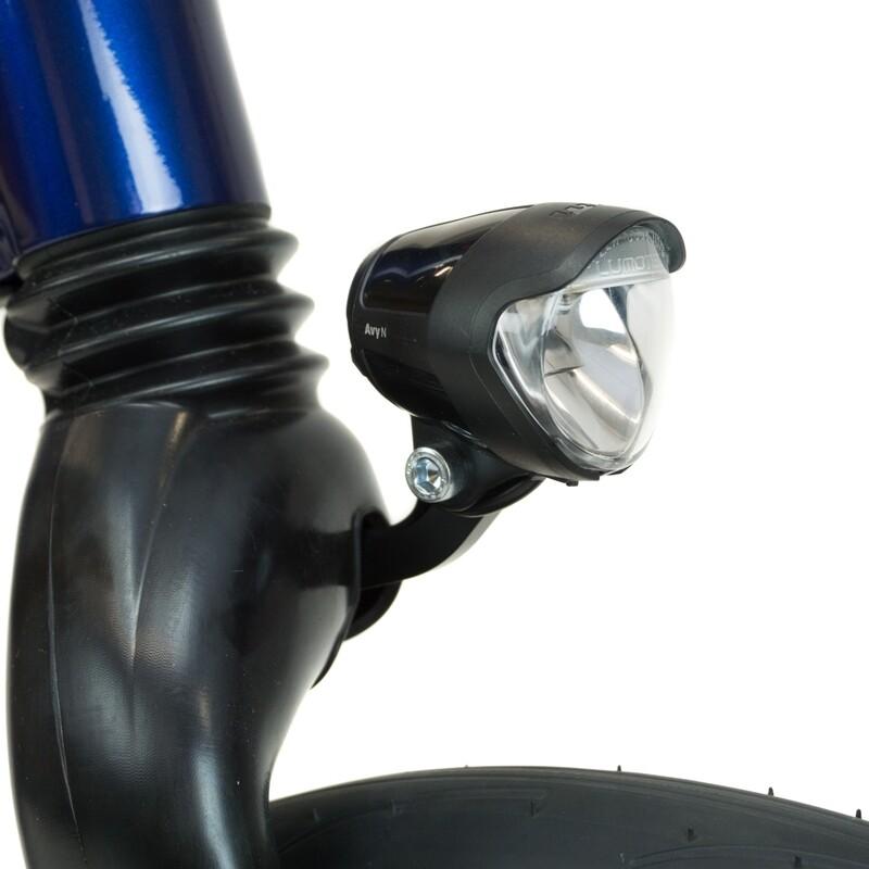 GOCYCLE •  Busch & Mueller Avy E Integrated Light Kit