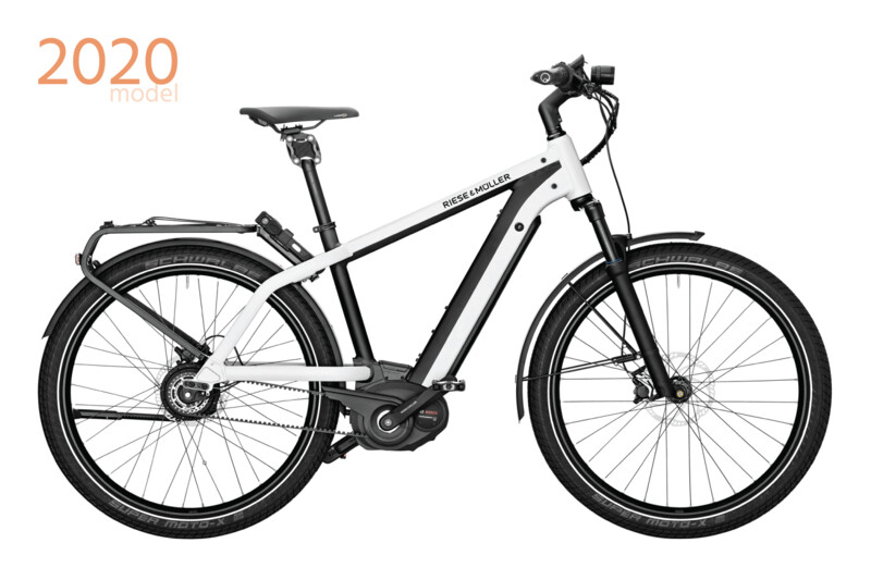 RIESE & MULLER • Charger GT vario