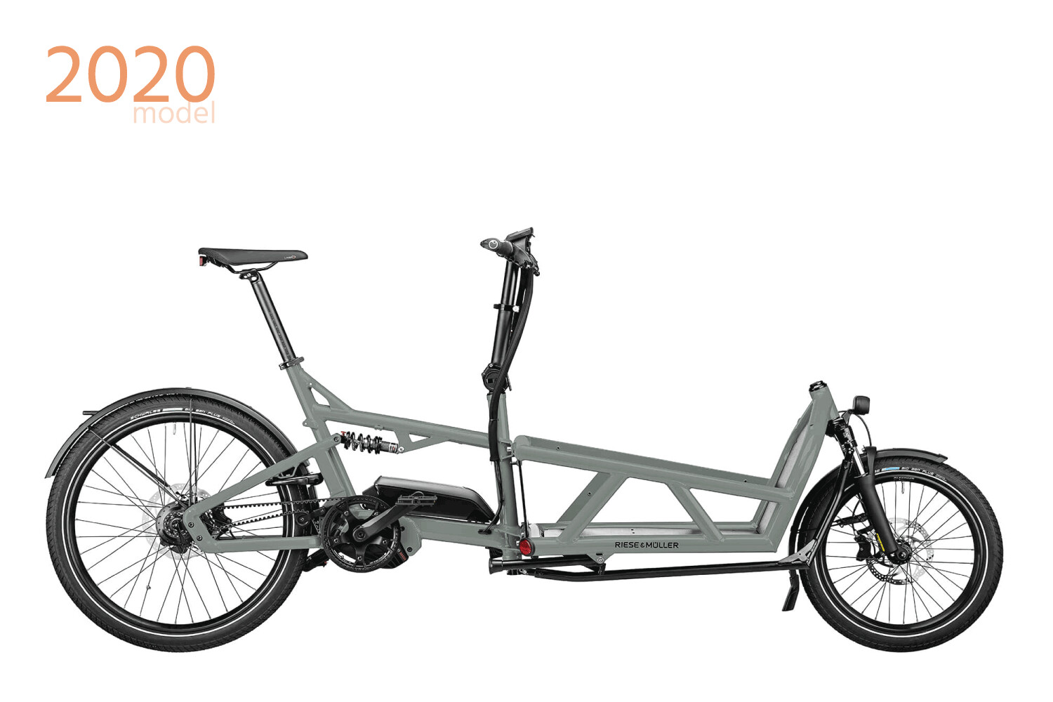 RIESE & MULLER • Load 60 rohloff