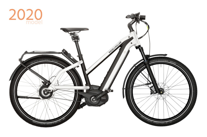 RIESE & MULLER • Charger Mixte GT vario