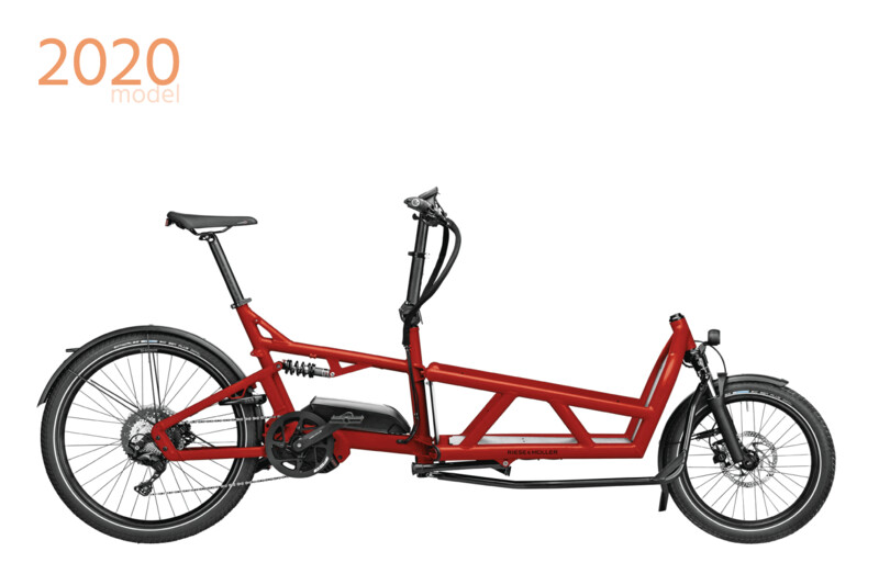 RIESE & MULLER • Load 60 touring