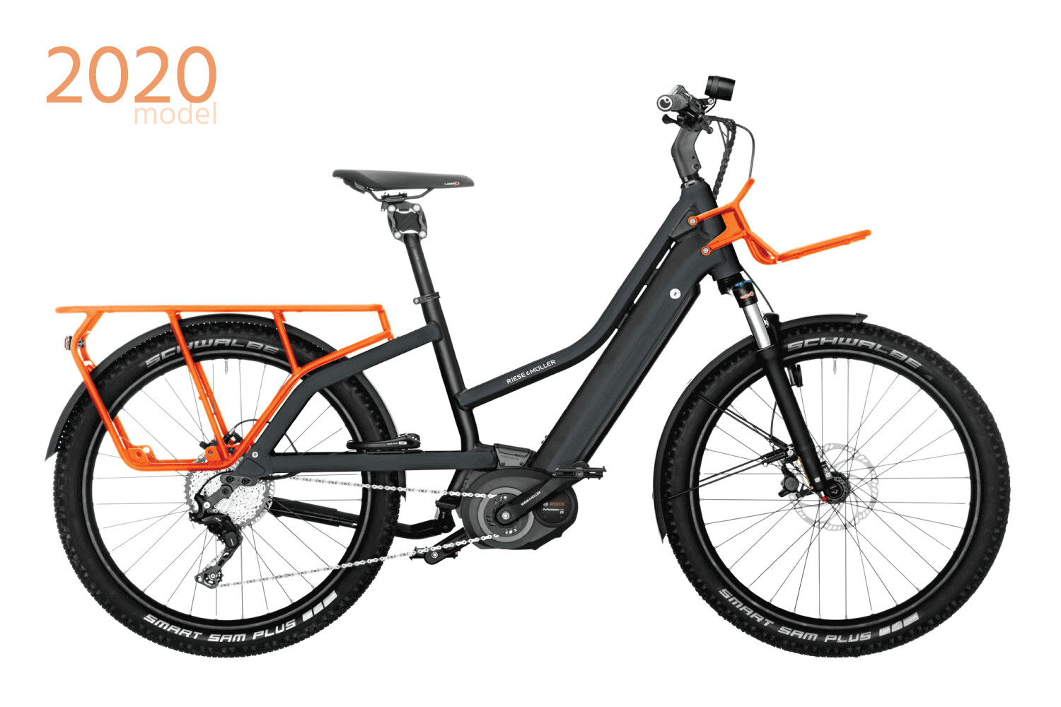 RIESE & MULLER • Multicharger Mixte GT touring