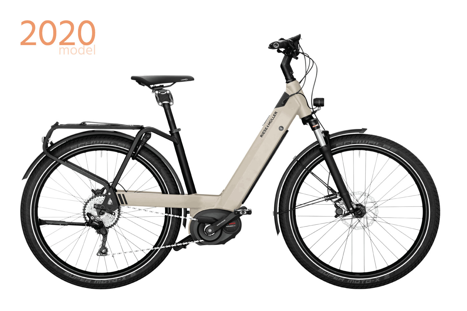 RIESE & MULLER • Nevo GT touring