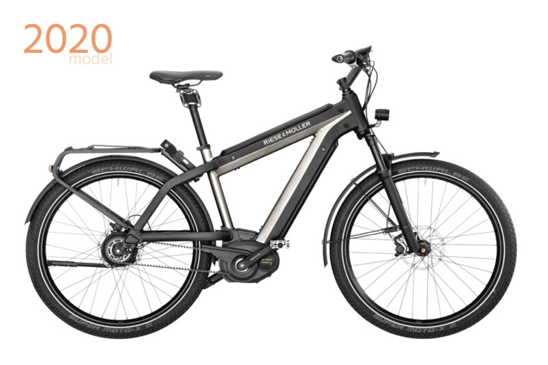 RIESE & MULLER • Supercharger GH vario