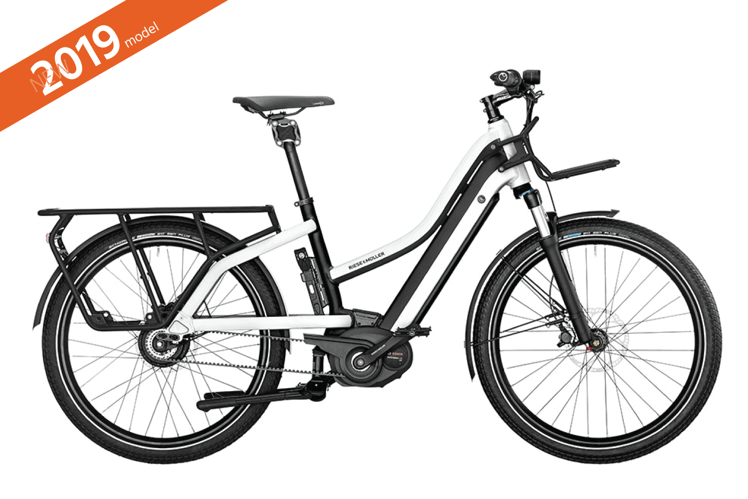 R&M • Multicharger Mixte GX touring