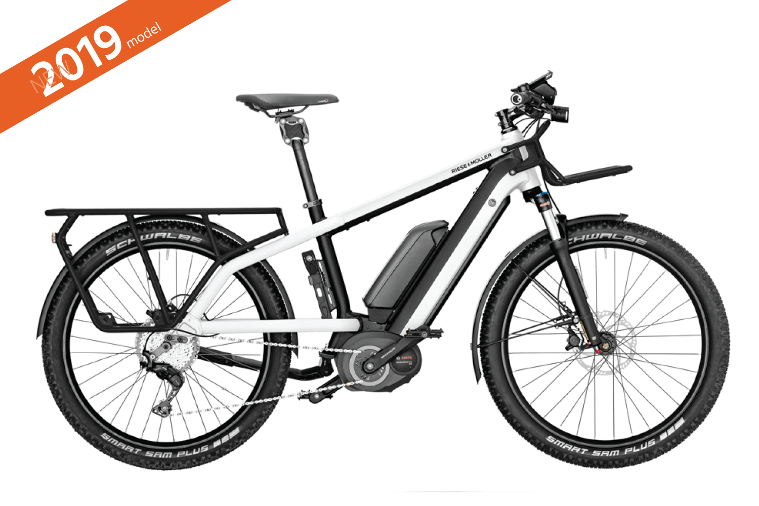 R&M • Multicharger GX touring