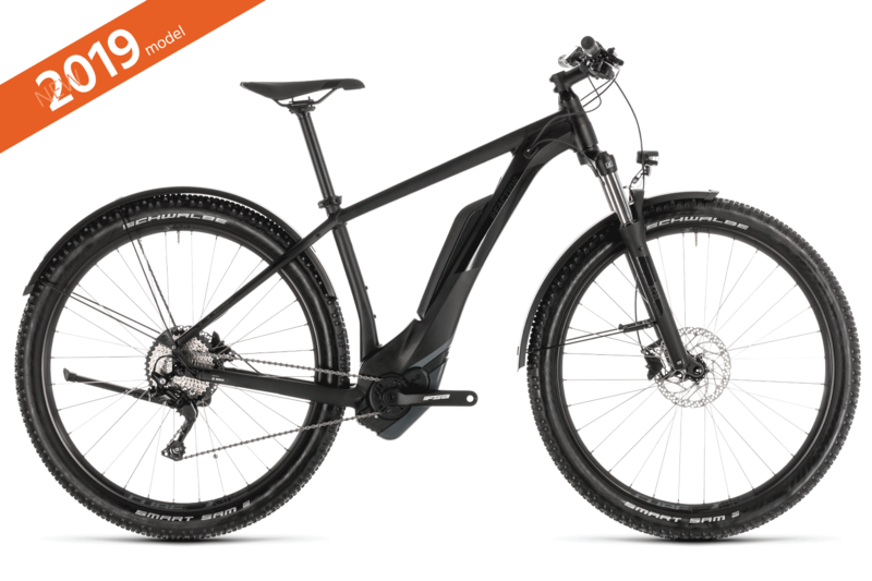 CUBE • REACTION HYBRID Pro 500 Allroad
