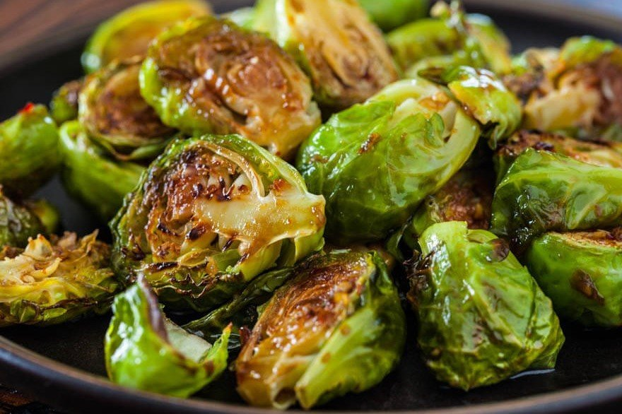 Wicked Brussel Sprouts Recipe
