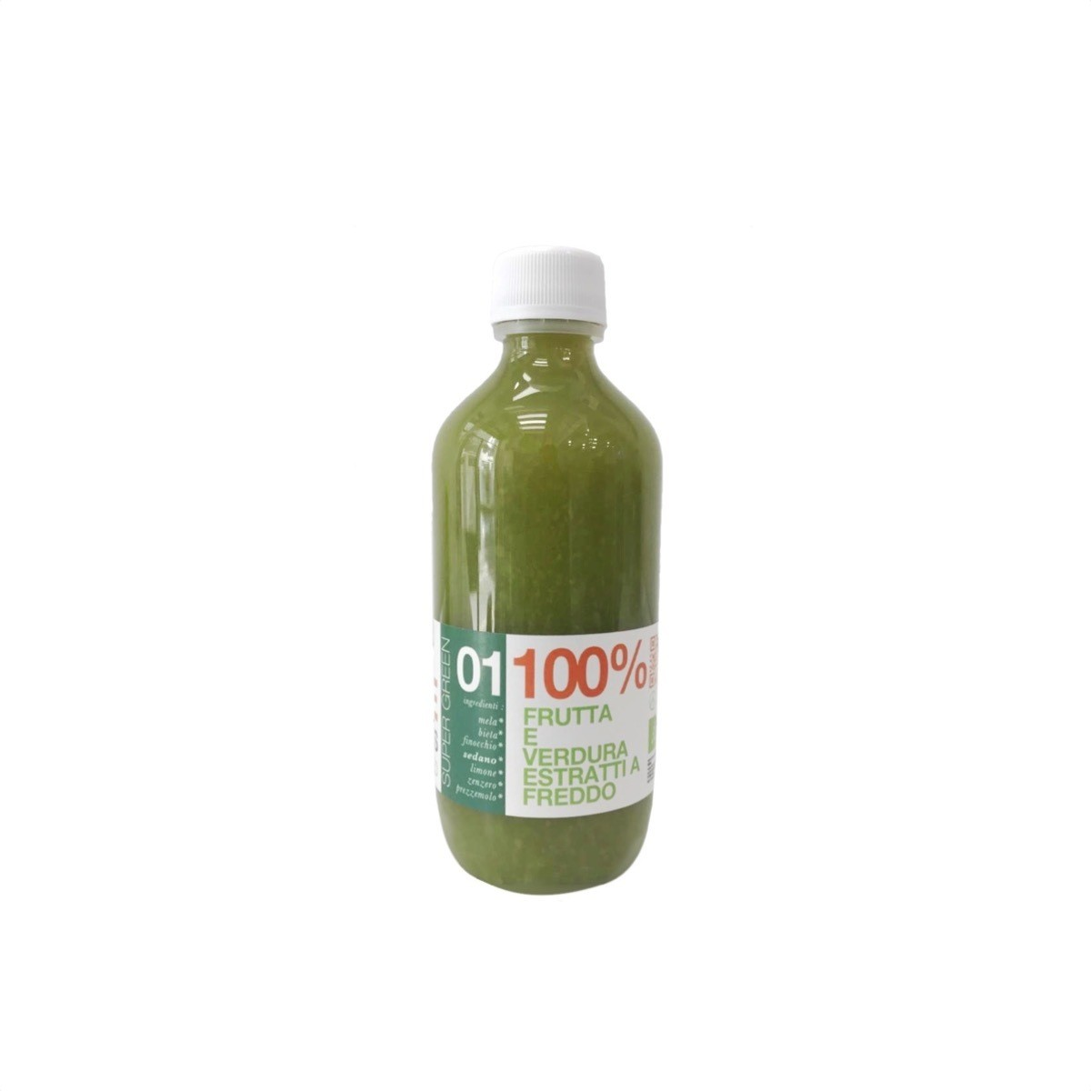 Estratto 01 / MY JUICE SUPER GREEN