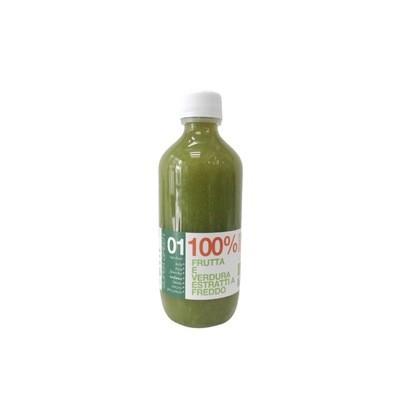Estratto 01 / MY JUICE SUPER GREEN