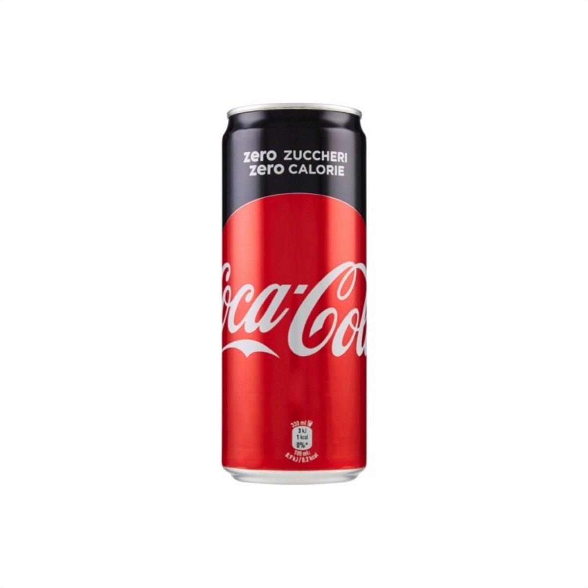 Coca ZERO [Lattina]