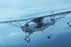 Learn to Fly - Recreational Aviation :  Eurofox aircraft