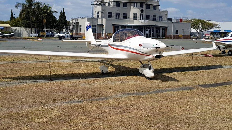 Fly Aquila aircraft - General Aviation