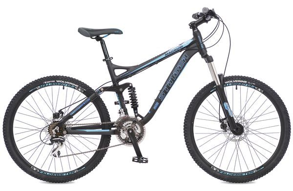 """Велосипед Stinger 26"""" Magnum; 18,3""""; синий; 79627"""