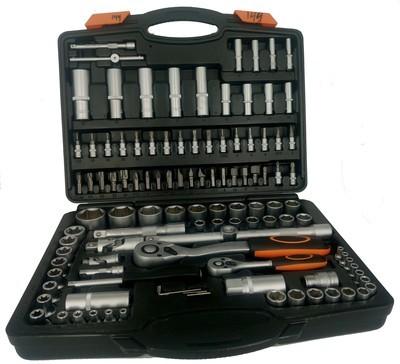 Автоинструмент набор razaian ctrong tools 110 предметов