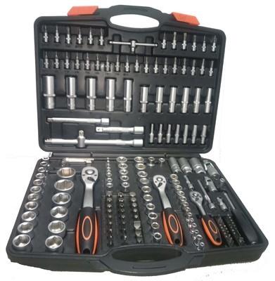 Автонабор инструмента razaian ctrong tools 171 предмет
