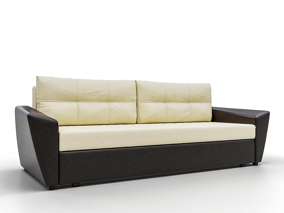 Купить прямой диван Неаополь Beige 91820
