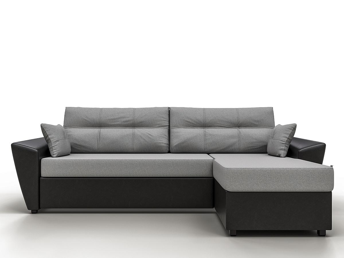 Угловой диван Неаполь Grey 91824