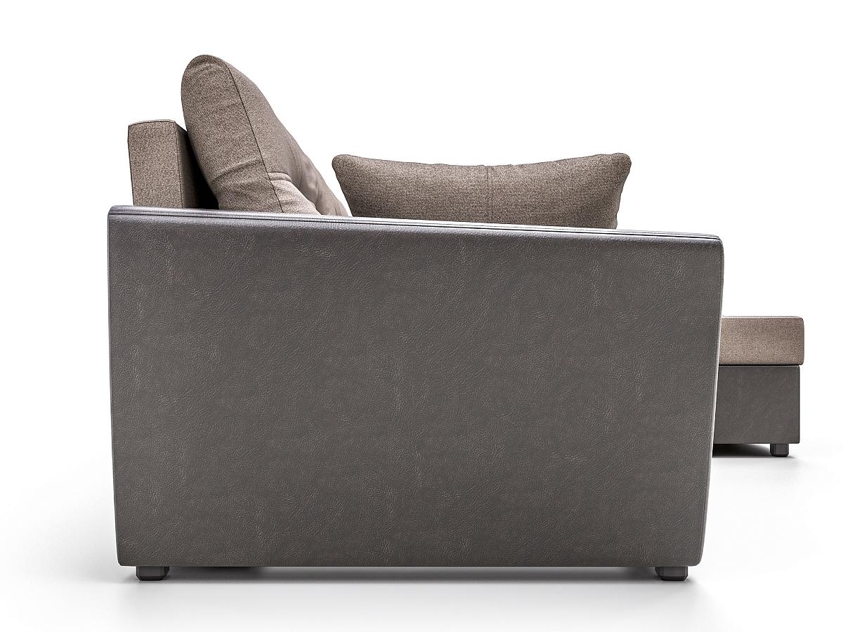 Купить угловой диван Неаполь Brown