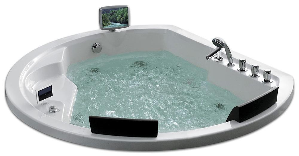 Гидромассажная ванна GEMY G9053 O 91921