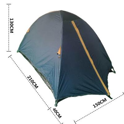 Палатка двухместная coolwalk GY004