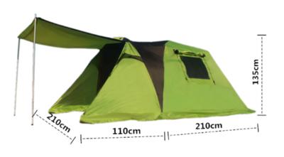 Трёхместная палатка автомат Coolwalk 5233