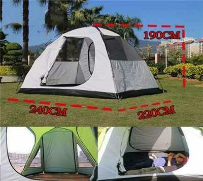 Палатка 4-5 местная Coolwalk 5204