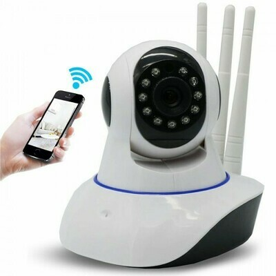 Поворотная IP камера с Wi-Fi